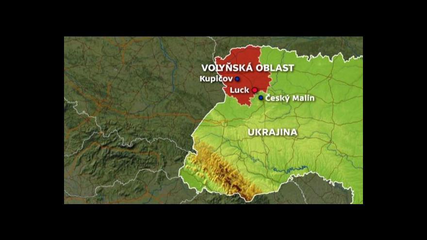 Video Volyňští Češi - komunita v bouřlivých dějinách Ukrajiny