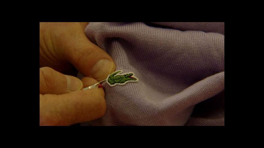 Video Události: Záslužnější osud zabaveného textilu