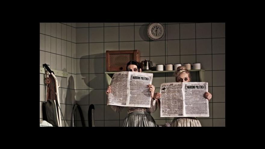 Video Divadlo v Dlouhé nastudovalo Vlčí jámu