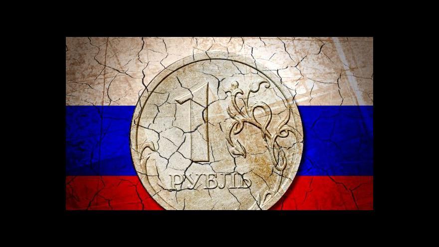 Video Postoj české vlády k dalším sankcím tématem Událostí, komentářů