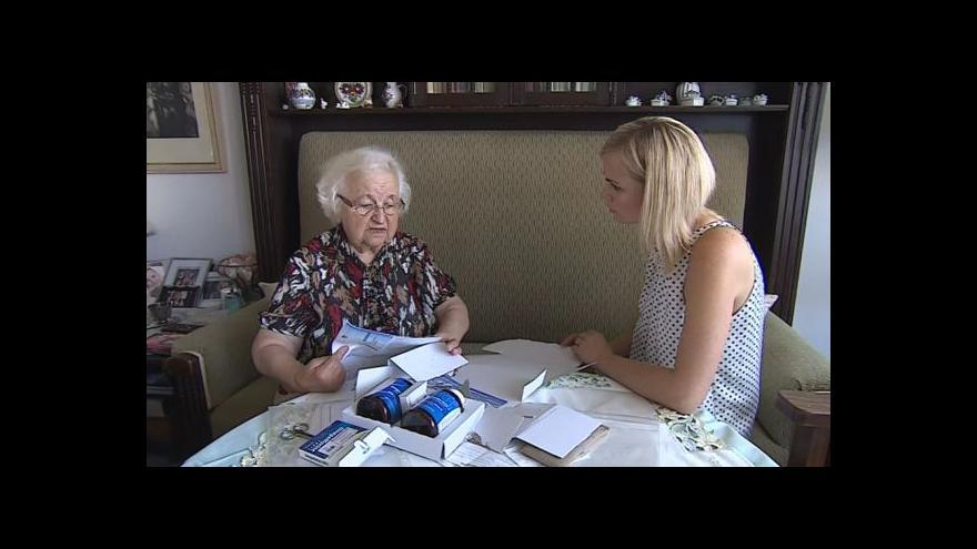 Video Jarmila Šmidrkalová o dárkovém balení, za které má platit