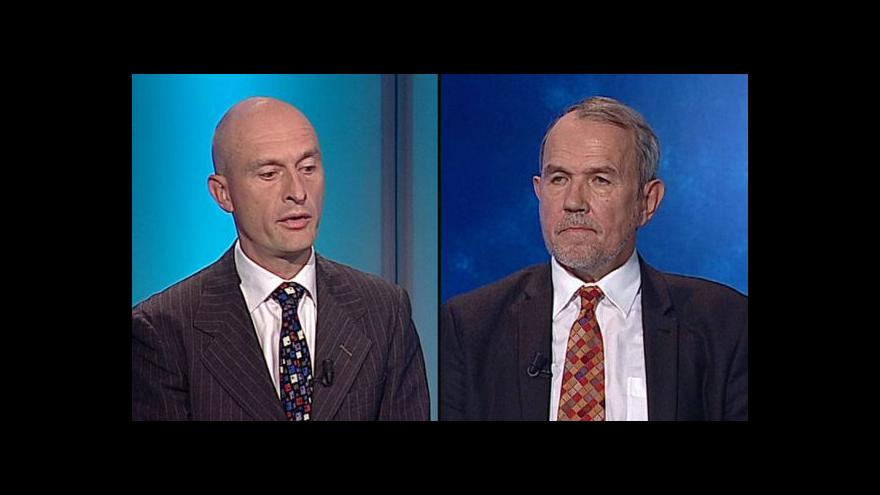 Video Petr Hájek a Otakar Van Gemund ke zprávě o MH17