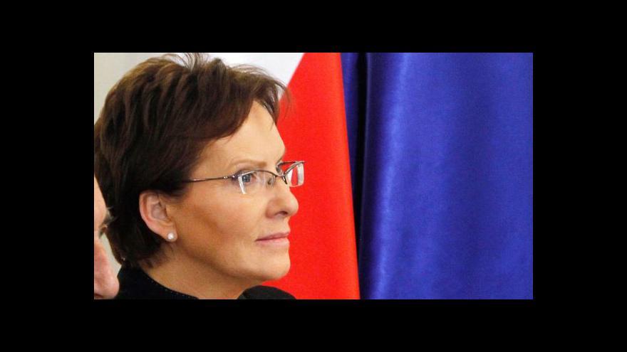 Video Premiéra Tuska vystřídá šéfka Sejmu