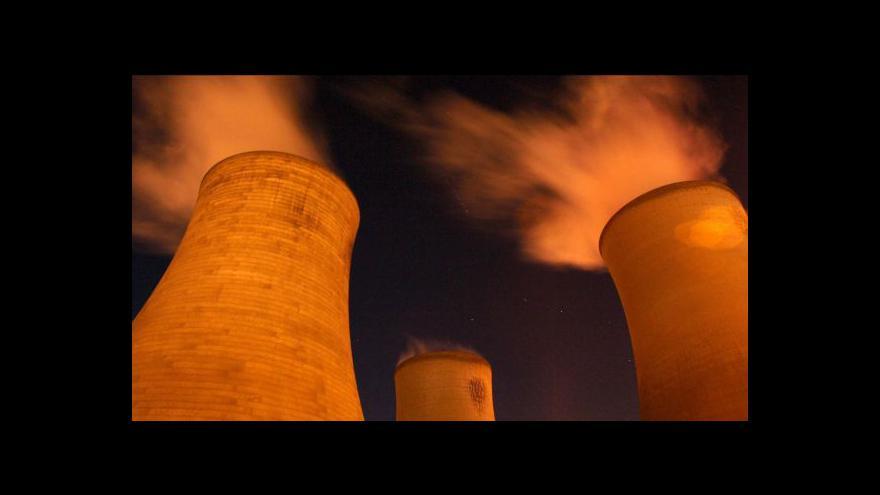 Video Množství skleníkových plynů rekordně vzrostlo