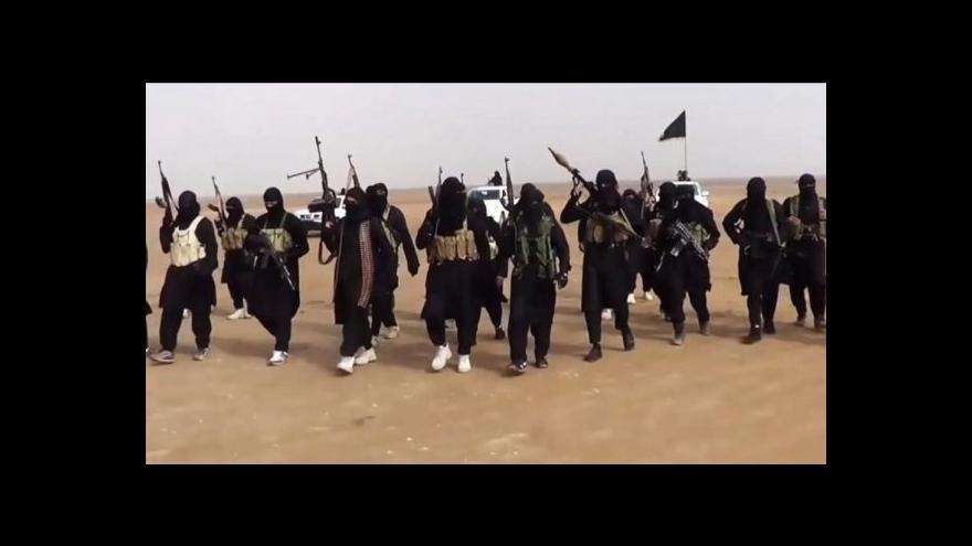 """Video Obchod se zajatci v Sýrii a Iráku poslední dobou """"kvete"""""""