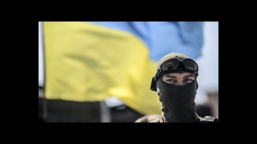 Video Během ukrajinského příměří zemřelo několik vojáků