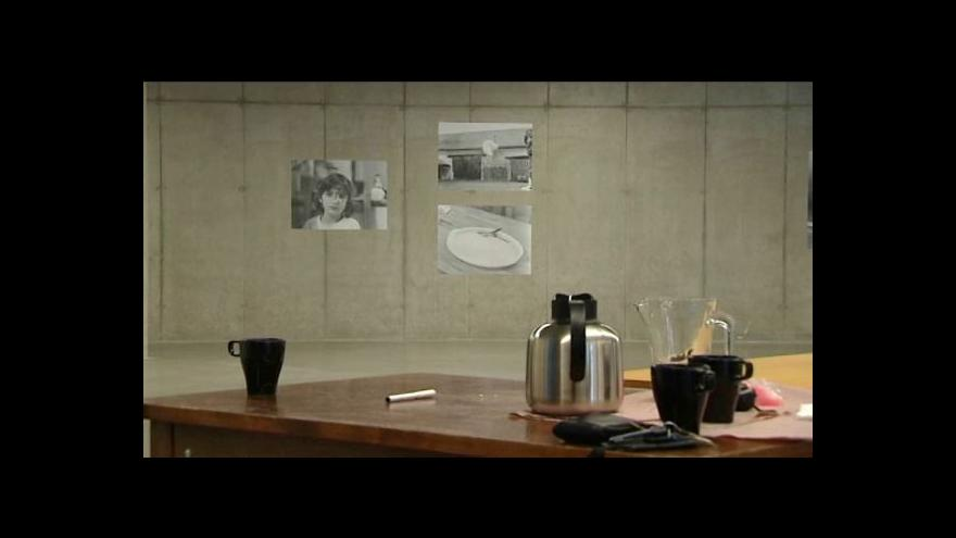 Video Výstava Michala Kalhouse v PLATU
