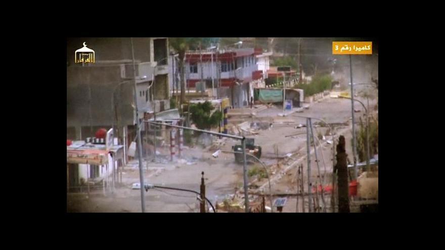 Video Klicperová: LAS sjednotí postup v boji proti islamistům