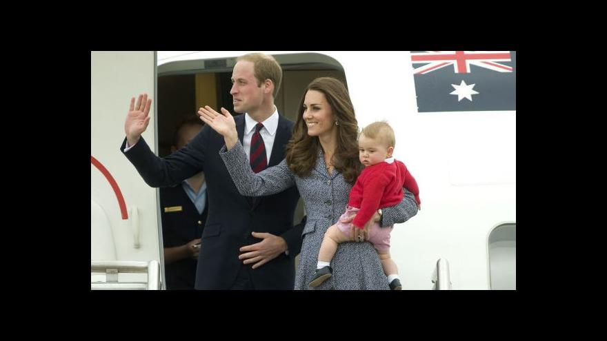 Video Publicista Jůn: Narození královského potomka má pozitivní význam