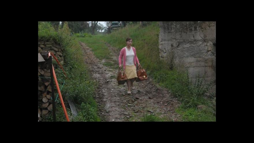Video V Napajedlech se natáčí Domácí péče