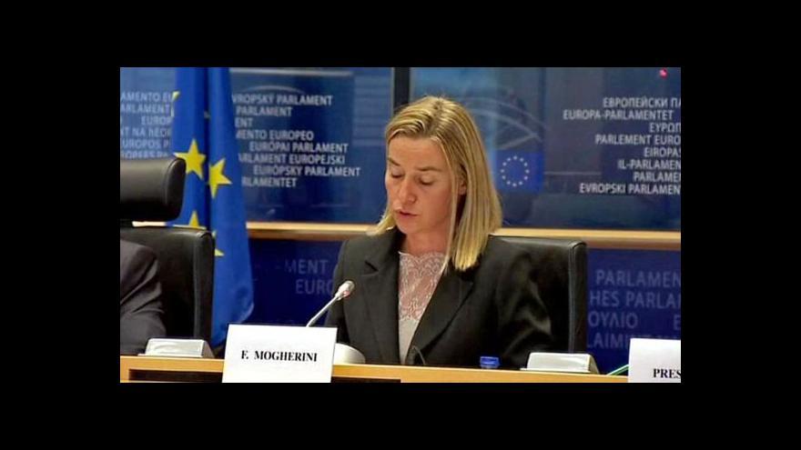 Video EU rozhodne, zda uvalí na Rusko další sankce