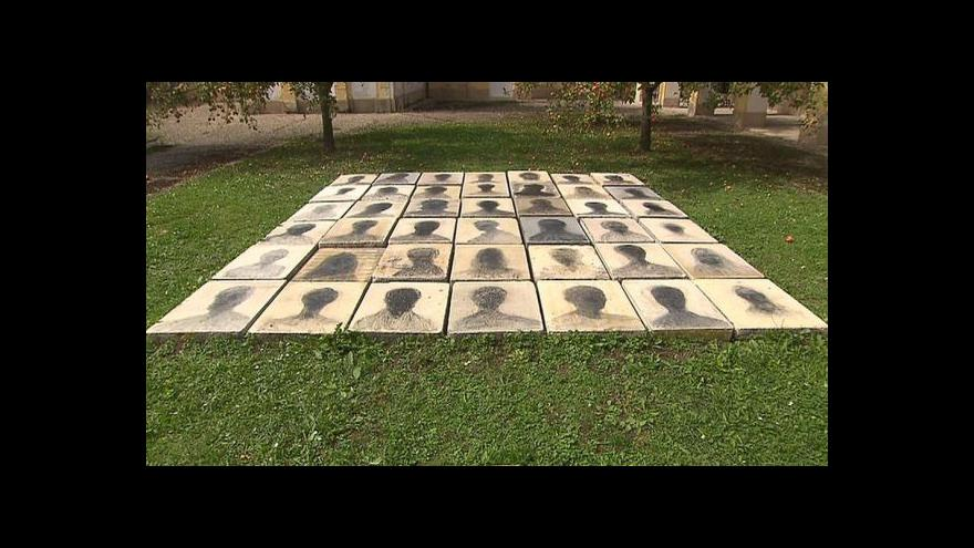 Video Památník hrobu padlých vojáků na Bílé hoře má novou podobu