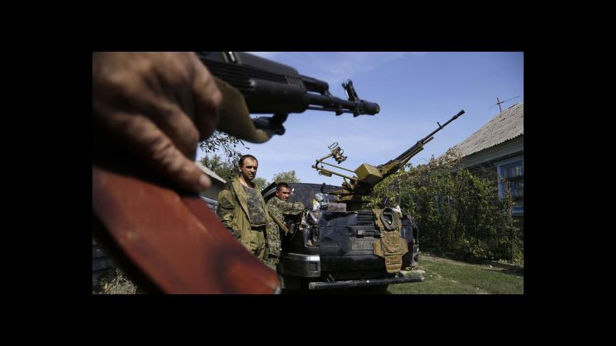 Video OVM: Schwarzenberg kritizoval postupné sankce, Zaorálek je hájil