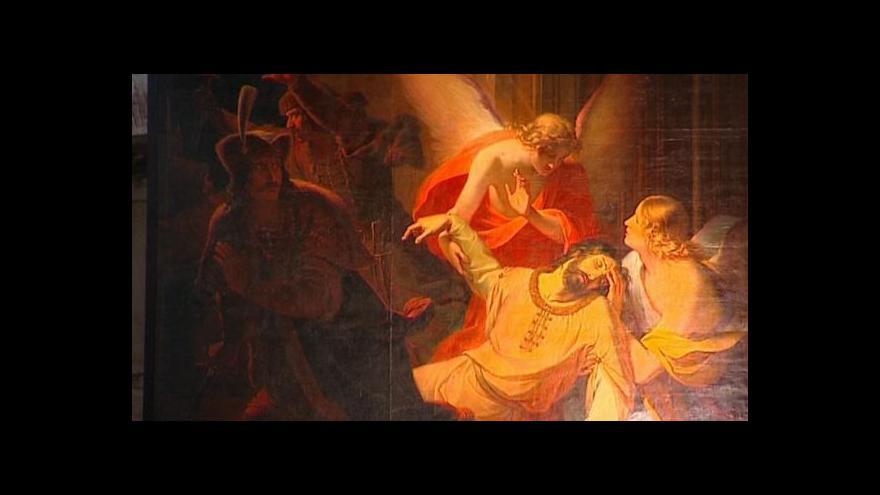 Video Odhalením Zavraždění sv. Václava začaly Dny evropského dědictví