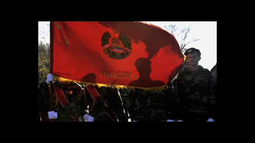 Video Politický geograf: Ukrajina může skončit jako Jižní Osetie