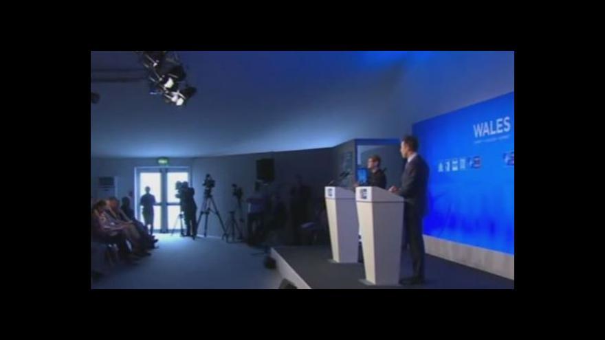 Video Rasmussen: Rusko ohrožuje vizi svobodné Evropy