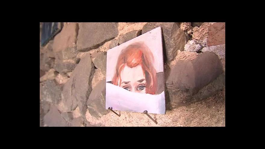 Video NO COMMENT: Výstava Zpřítomnění v Rosa Coeli