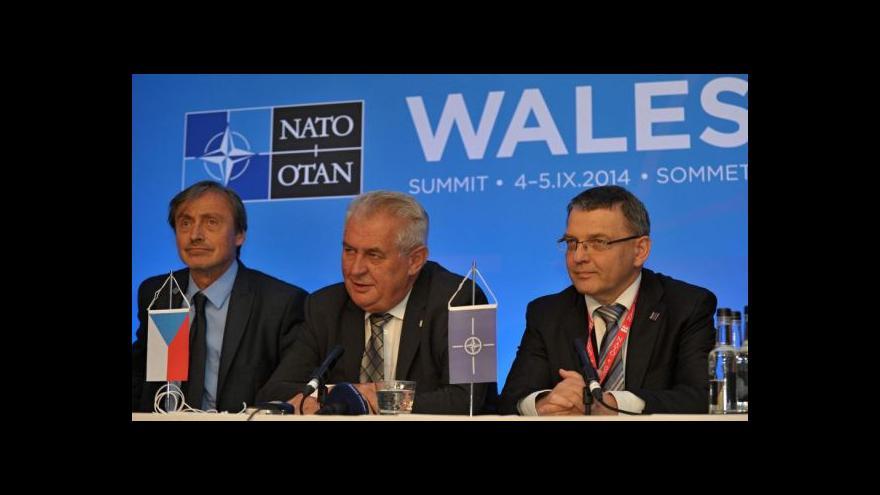 Video Prouza: Návrh nových sankcí bude dotažen do konce