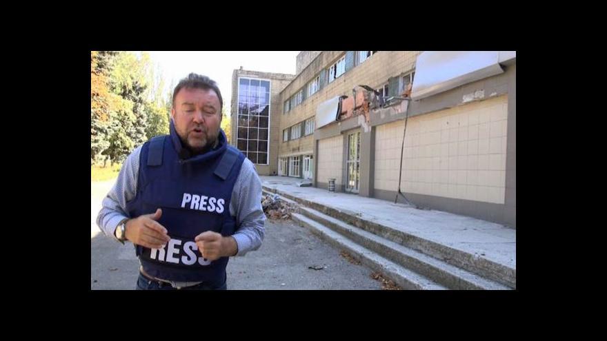 Video Příměří na Ukrajině se zatím dodržuje