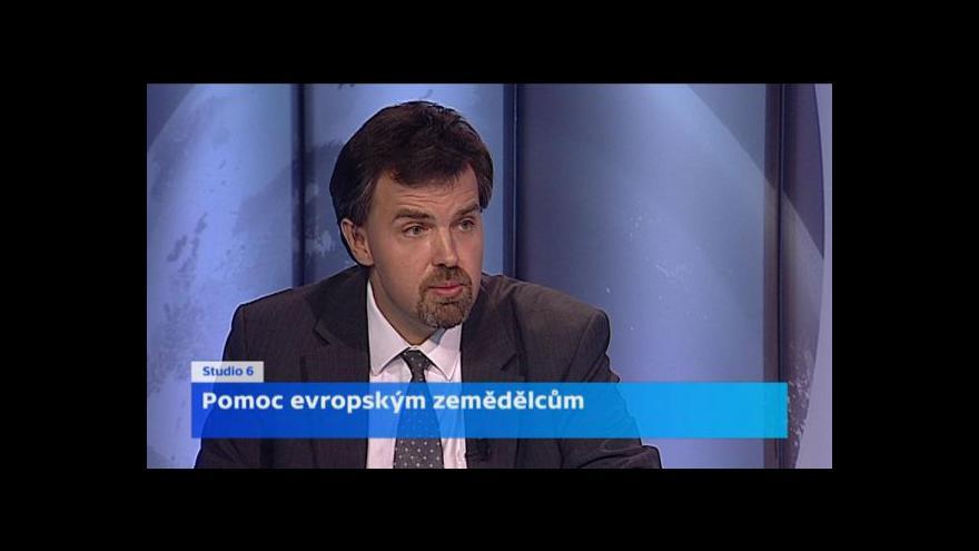 Video Smutka: Vývoz ČR mimo EU není tak velký
