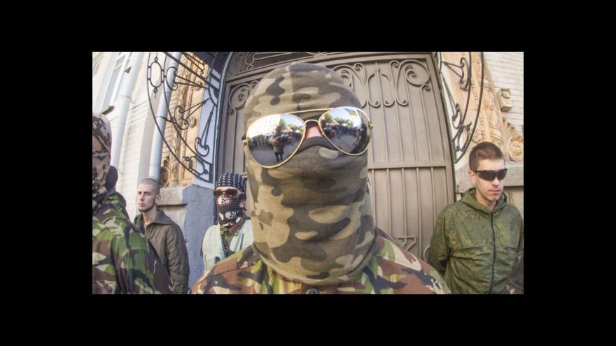 Video Zavládne na Ukrajině příměří?