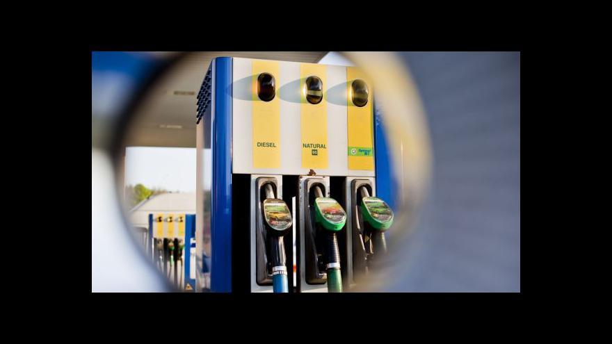 Video Události: Trendy ve spotřebě pohonných hmot