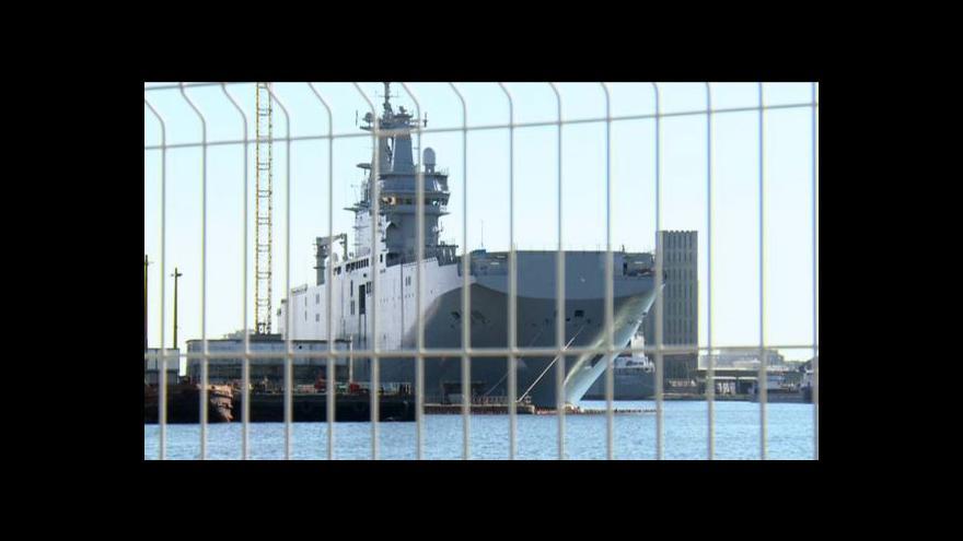 Video Zbrojní expert: Mistral je kvalitou vysoko nad ruským standardem