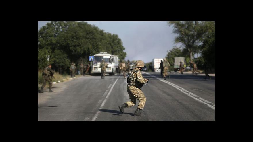Video Zpravodaj ČT Karas: Panují obavy, že Putin chce získat koridor na Krym