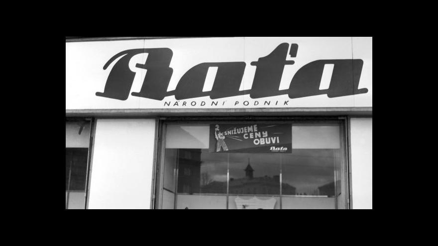 Video 120 let od založení firmy Baťa