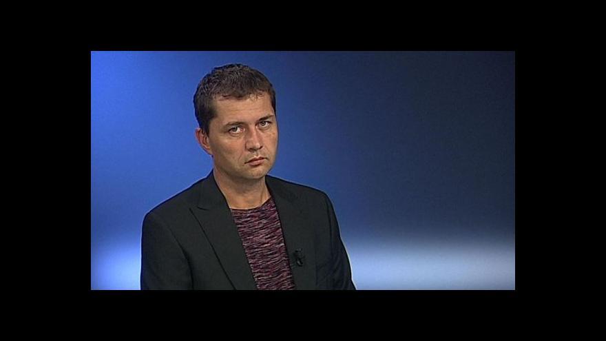 Video Tomáš Vlach k bojům na východní Ukrajině