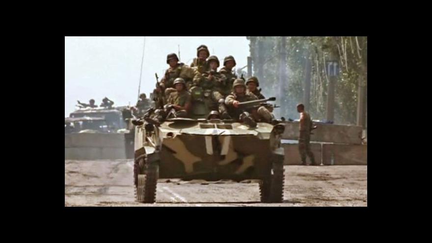 Video Ukrajina hlásí v boji s povstalci další ztráty
