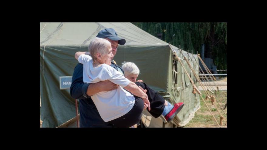 Video Své domovy opustilo už více než milion Ukrajinců