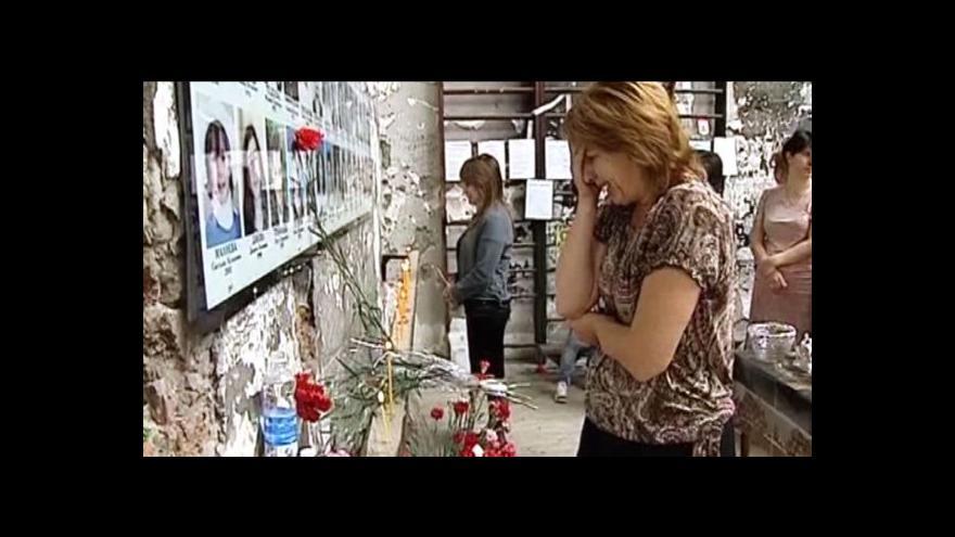 Video Horizont: Teroristé byli připraveni propustit nejmenší děti