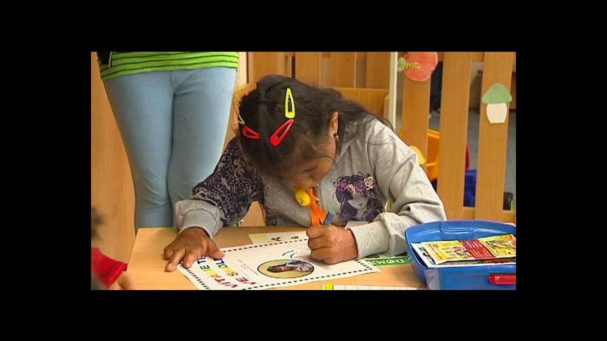 Video První školní den byl pro některé děti náročnější