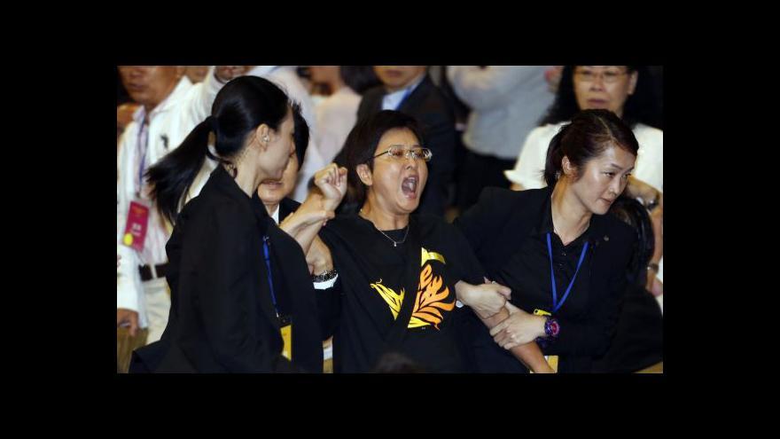 Video Horizont: Opozice v Hongkongu bije na poplach