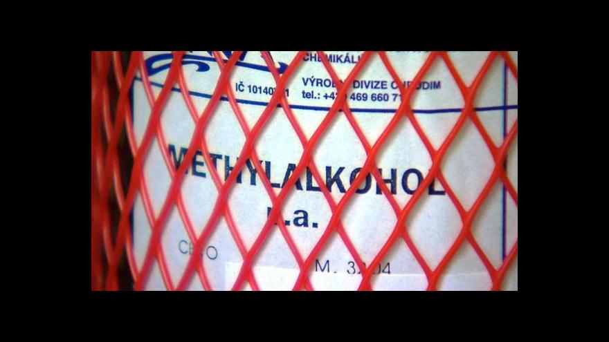Video Soud ve Zlíně řeší další případy metanolové kauzy