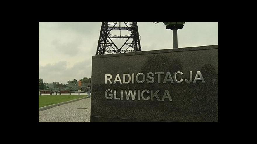 Video Přepadení vysílače v Gliwicích použili Němci jako záminku pro napadení Polska