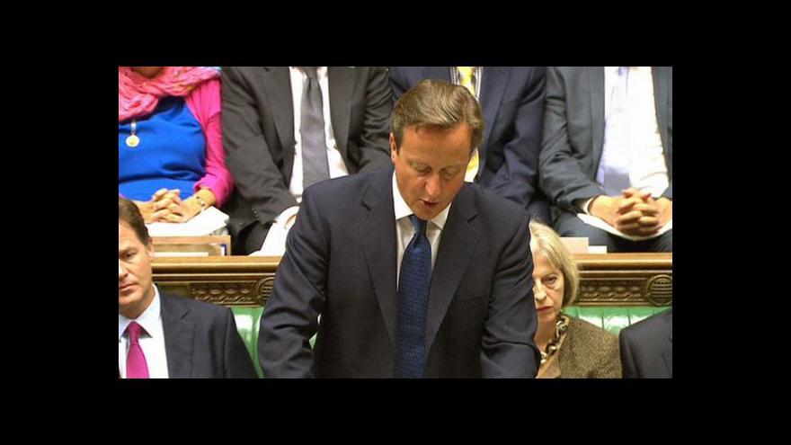 Video Cameron: Dáme policii právo zabavit pas na hranici