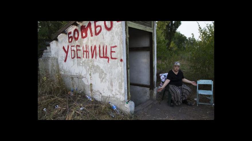 Video Blahová: V oblasti Mariupolu hrozí humanitární krize