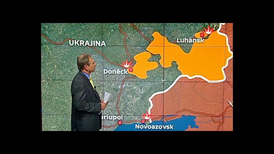 Video Šedivý pro ČT: Nebýt Ruska, bylo by po válce