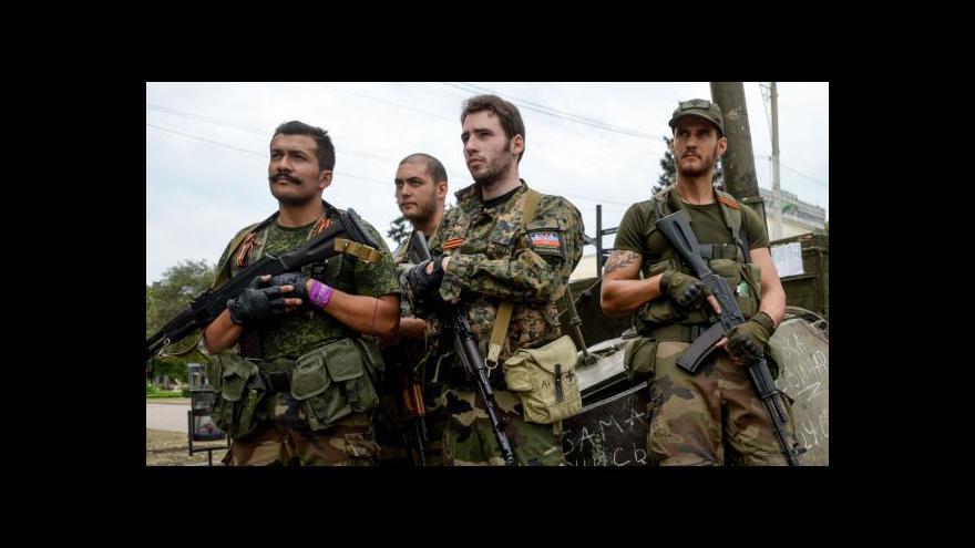 Video Horizont 24 k ruským vojákům na Ukrajině