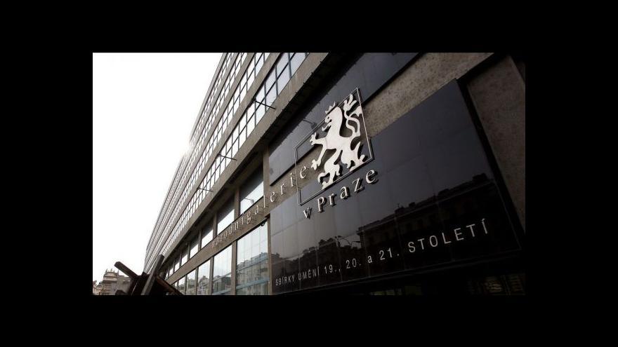 Video Hlavním kurátorem sbírek Národní galerie bude Adam Budak