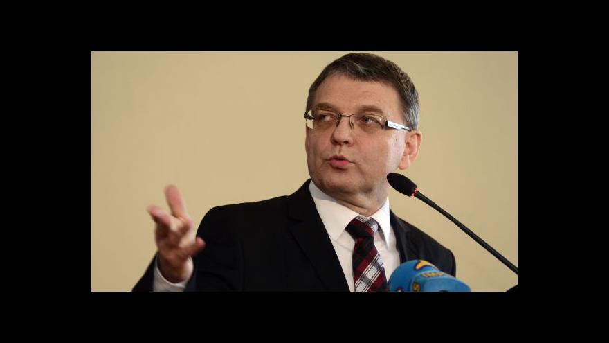 Video České reakce na Ukrajinu: Volání po odvetě i opatrnost
