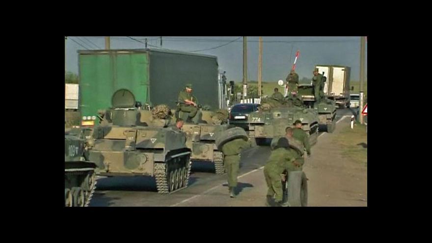 Video Kvůli Ukrajině se schází RB OSN