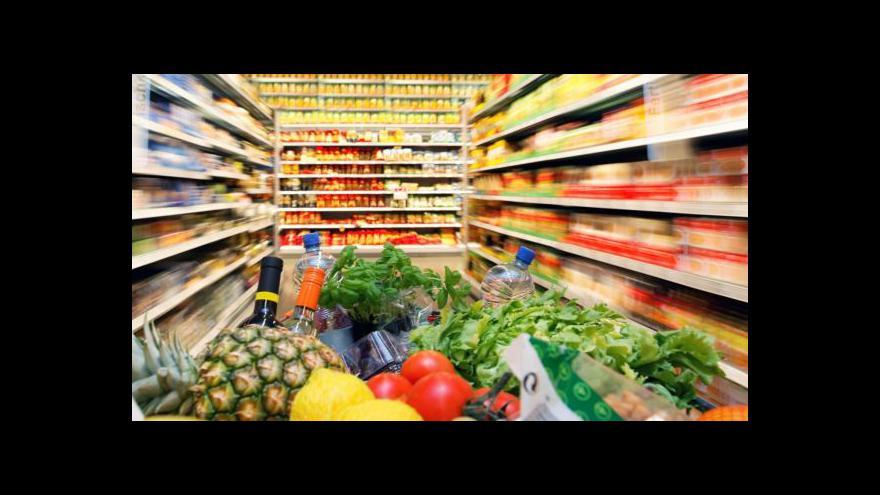 Video Nováková: Marže 60 % se rozhodně netýká potravinářských produktů
