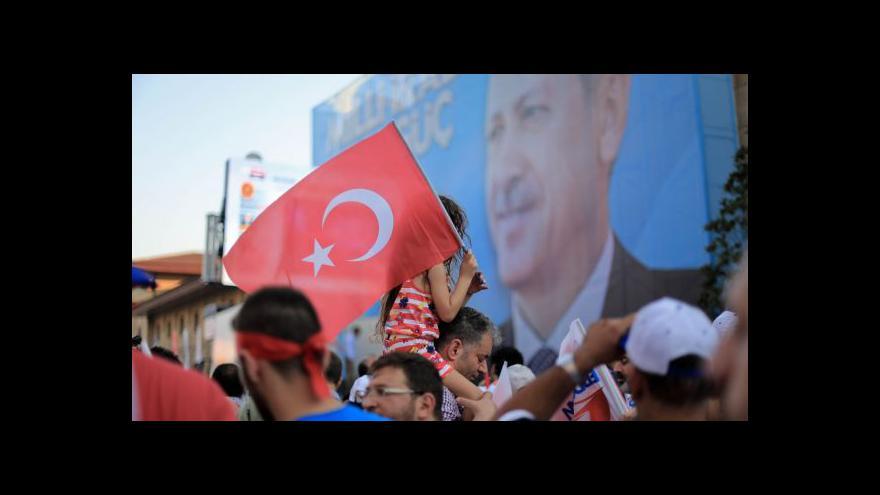 Video Premiér prezidentem: Erdogan se oficiálně ujal prezidentské funkce