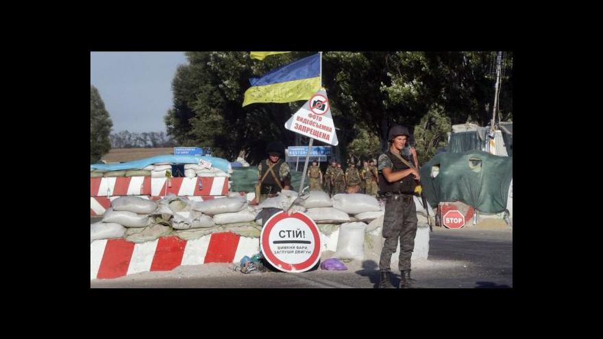 Video U Azovského moře vzniká třetí fronta bojů