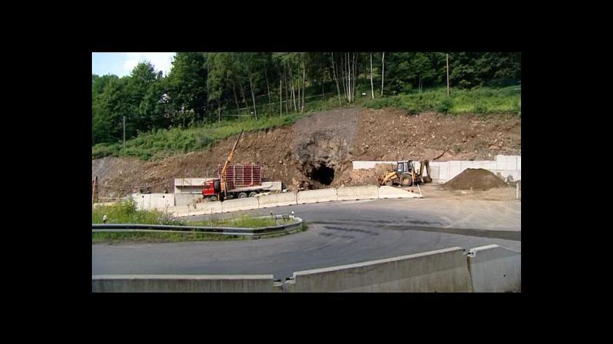 Video Památkáři se zlobí na stavaře kvůli demolici části památné štoly