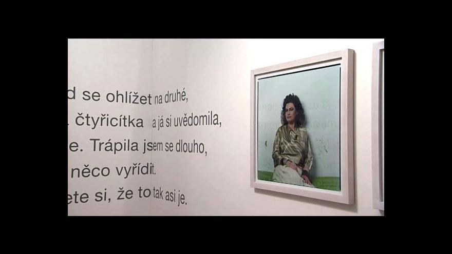 Video Výstava Dity Pepe v Domě umění