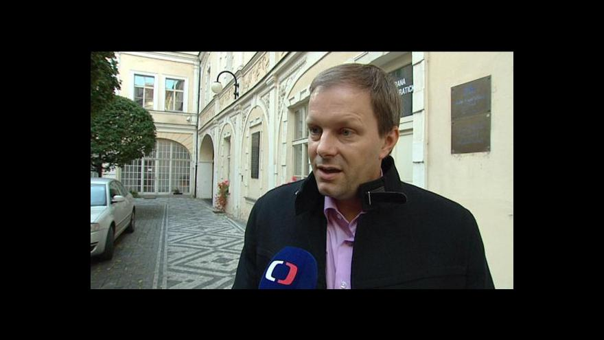 Video Marcel Chládek: Jsem zavalen stížnostmi, ombudsman je řešení